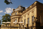 Monrepos castle in Ludwigsburg Germany — Stock Photo