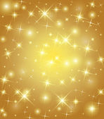 Winter star background — Stock Vector