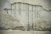 Wall concrete texture background — Stockfoto