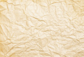 Rumpled paper texture — Stock Photo