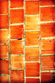 Wall texture bricks background — Stock Photo