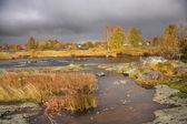 Autumn in Karelia — Stock Photo