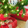 Christmas Presents Under the Tree — Stock Photo #52308733