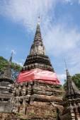 Alte pagode — Stockfoto
