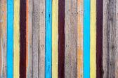 Slat colourful — Stock Photo