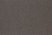 Gray leather texture background — Stock Photo