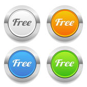 Free icons — Stock Vector