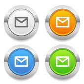 Newsletter icons — Stock Vector