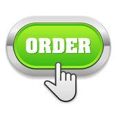Кнопку длиной порядка — Cтоковый вектор