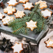 Christmas cookies — Stock Photo #56139209