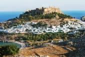 Lindos, Greece — Stock Photo