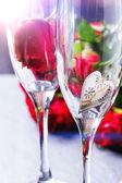 St valentýnské přání — Stock fotografie