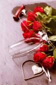 St valentine karty z pozdrowieniami — Zdjęcie stockowe