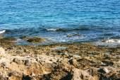 Rhodes seaview — Stock Photo