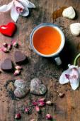 St Valentine Greeting Card — Stock Photo
