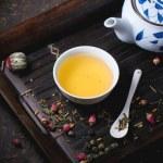 Japanese teapot — Stock Photo #69807127