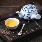 Japanese teapot — Stock Photo #69807361