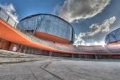 Parco della Musica — Stock Photo