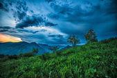嵐の後の空 — ストック写真