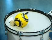 White drum — Stock Photo