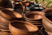 Pottery exposition — Stock Photo