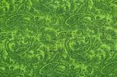 Paisley pattern textile — Stock Photo