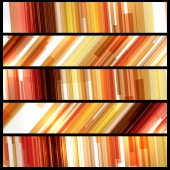 Abstract banner for your design — Stock Vector
