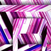 Abstract illustration colorée — Vecteur