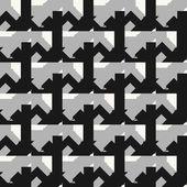 бесшовный образец, стильный фон — Cтоковый вектор