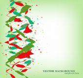 Dna molecule illustration — Stock Vector