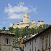 Assisi, Italy — Stock Photo