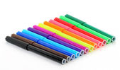 Stylos-feutre enfants multicolor — Photo