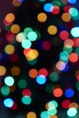 Background of colored lights — Stockfoto