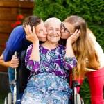 Loving Grandchildren — Stock Photo #54984819