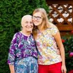 My Lovely Grandmother! — Stock Photo #54984823