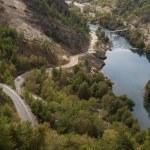 Mountain road in Turkey — Stock Photo #63105175
