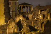 Rome. City landscape. places of Interest. Attractions. — Stock Photo