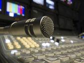 Телевизионные трансляции Галерея — Стоковое фото