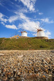 Windmills of Mykonos — Stockfoto