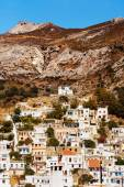 Village of Filoti in Naxos Island. Greece. — Stockfoto