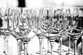 Elegant table set — Stock Photo