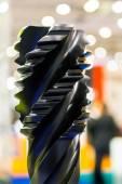 Bohrmaschine bisschen closeup — Stockfoto