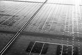 Solar panel abstarct background — Stock Photo