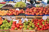 Marché aux fruits — Photo
