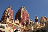 Iskcon Temple of New Delhi India — Foto de Stock