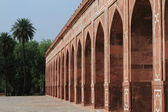 Humayun Grave in New Delhi India — Stock Photo