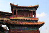 The Lama Temple of Beijing in China — Stock Photo