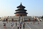 中国北京天の寺院 — ストック写真
