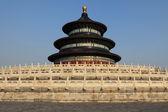 天堂在中国北京的寺庙 — 图库照片