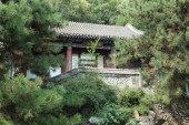 The Summer Palace of Bejing in China — Foto de Stock